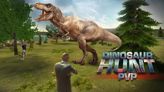 Dinosaur Hunt PvP скачать