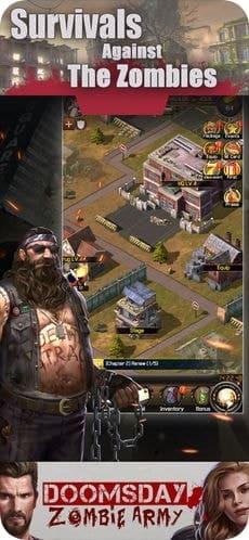 Doomsday: Zombie Army андроид