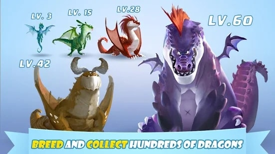 Dragon Legends андроид