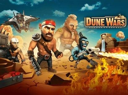 Dune Wars скачать