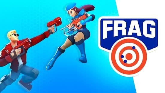 FRAG Pro Shooter мод