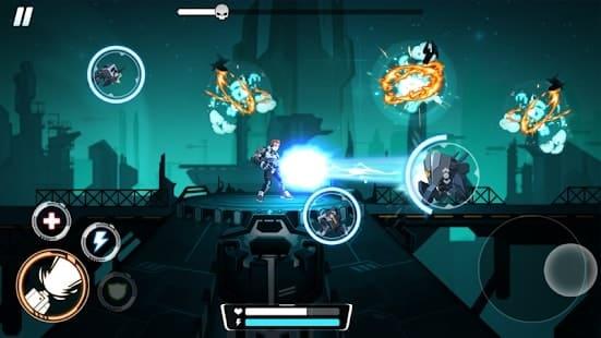 Laser Squad андроид