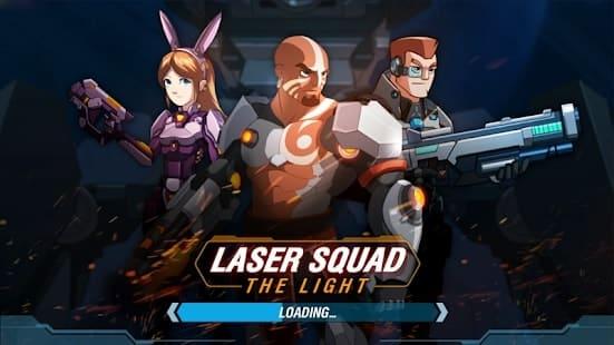 Laser Squad мод