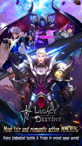 Legacy of Destiny скачать