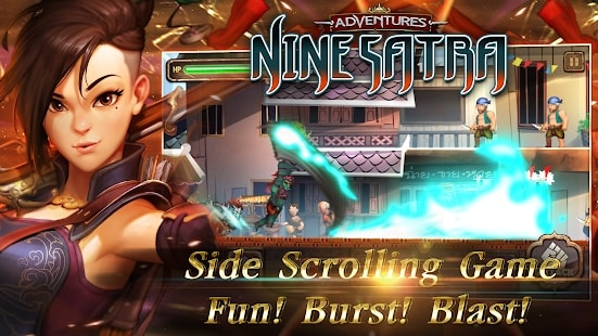 Nine Satra мод