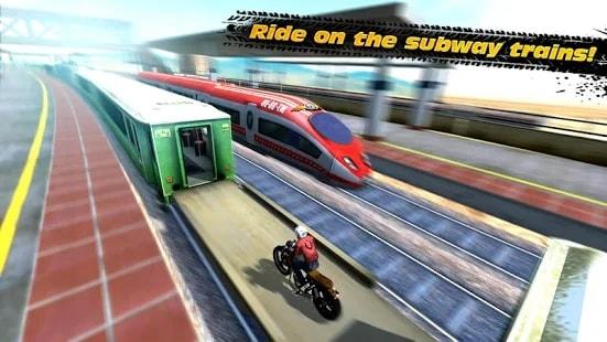 Rider Rush андроид