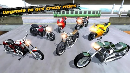 Rider Rush читы