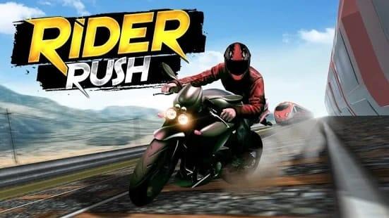 Rider Rush скачать