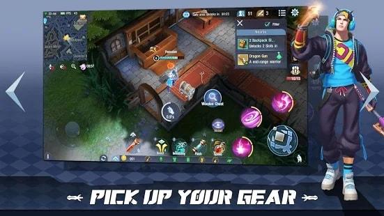 Survival Heroes андроид