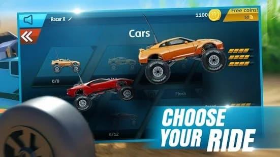 Battle Cars: Nitro RC читы