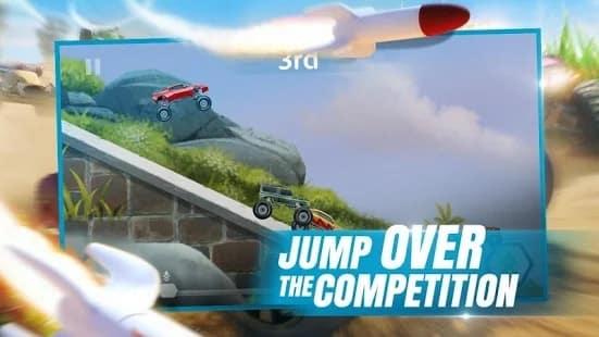 Battle Cars: Nitro RC мод