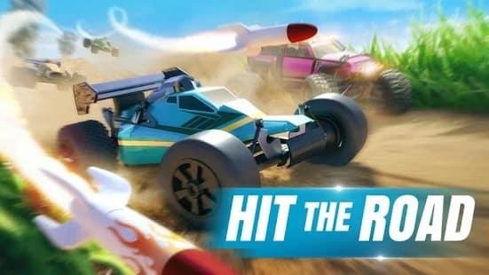 Battle Cars: Nitro RC скачать