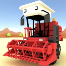 Blocky Farm Racing взлом