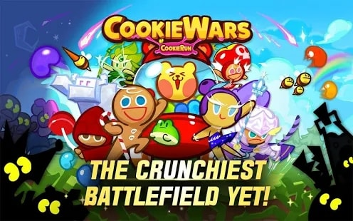 Cookie Wars скачать