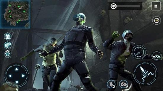 Critical Strike: Dead or Survival мод