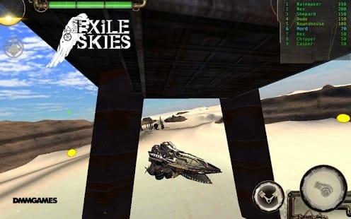 Exile Skies андроид