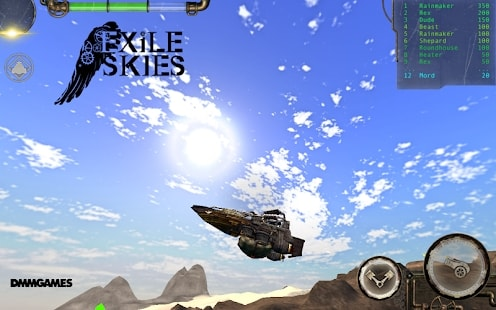 Exile Skies мод