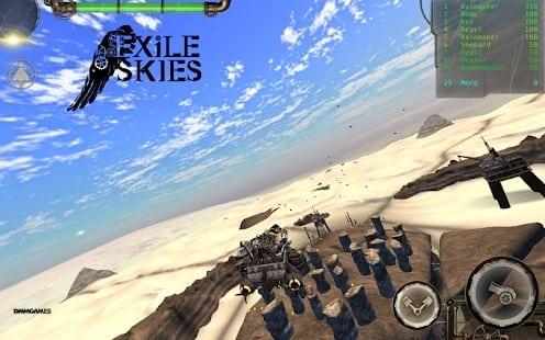Exile Skies скачать