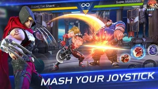 Final Fighter андроид