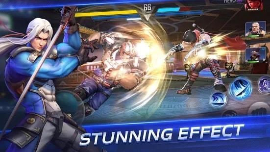 Final Fighter читы