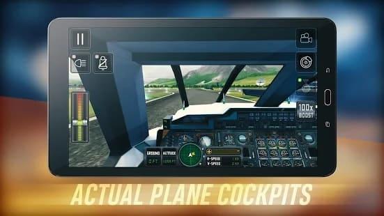 Flight Sim 2018 читы