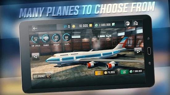 Flight Sim 2018 скачать