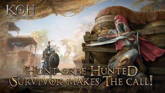King Of Hunters скачать