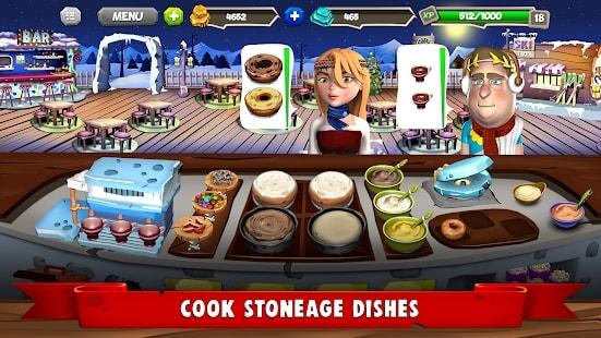 StoneAge Chef андроид