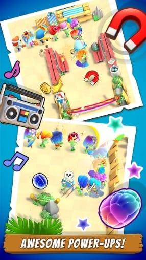 Zombie Beach Party мод