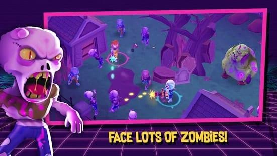 Zombie Paradise мод
