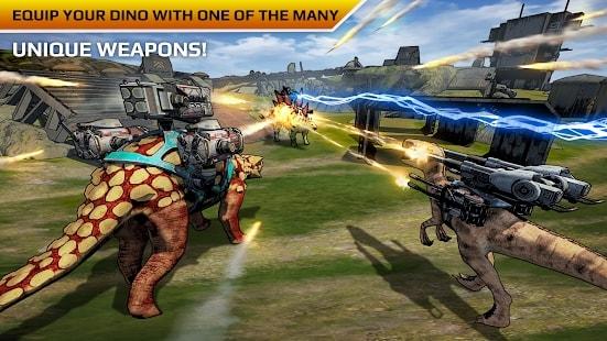 DinoSquad андроид