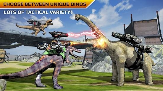 DinoSquad скачать