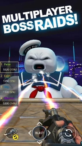 Ghostbusters World мод