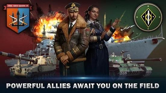 Gunship Battle: Total Warfare андроид