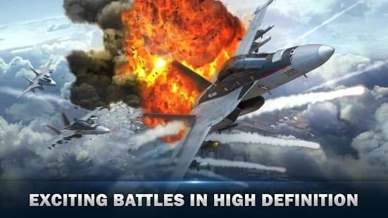 Gunship Battle: Total Warfare мод