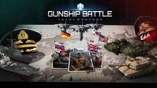Gunship Battle: Total Warfare скачать