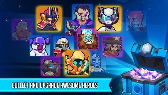 Heroes Strike читы