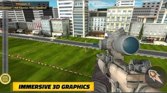 Highway Sniper Shooter андроид