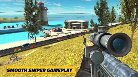 Highway Sniper Shooter скачать