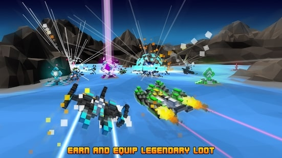 Hovercraft: Battle Arena андроид