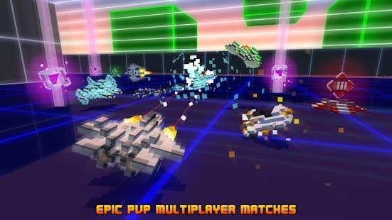 Hovercraft: Battle Arena мод