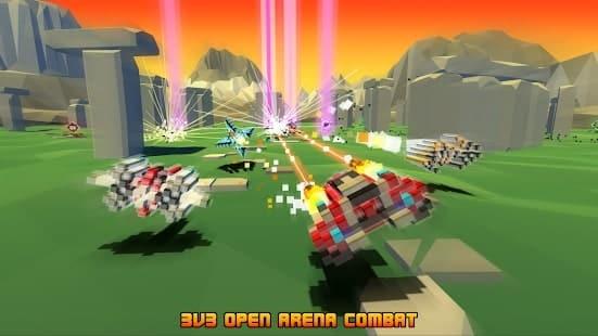 Hovercraft: Battle Arena скачать