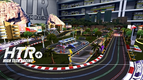 HTR+ Slot Car Simulation читы