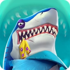 Hungry Shark Heroes взлом