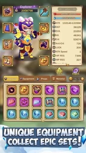 Knights & Dungeons андроид
