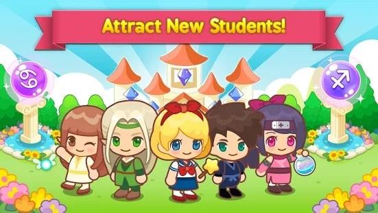 Magic School Story андроид