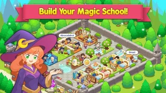 Magic School Story скачать