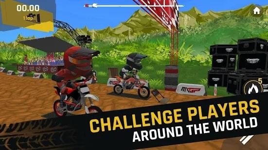 MXGP Motocross Rush читы