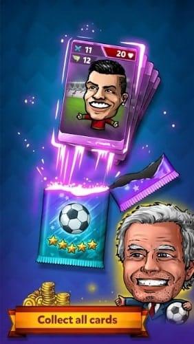 Puppet Football Card Manager андроид