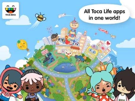 Toca Life: World скачать